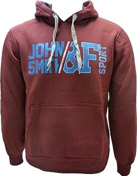 John Smith - Sudadera de Hombre nevicia: Amazon.es: Deportes y aire libre