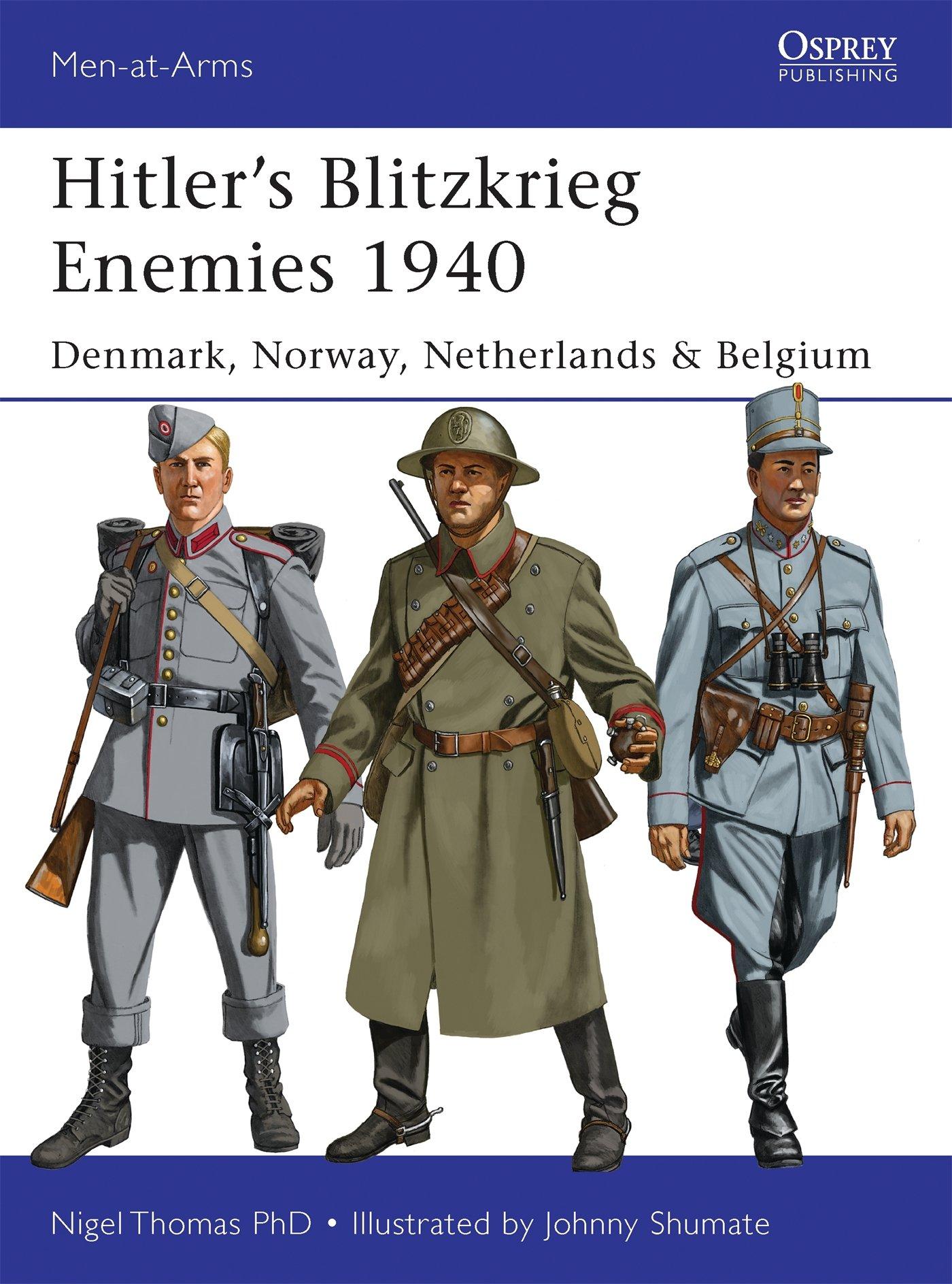 cfc46769c04 Hitler s Blitzkrieg Enemies 1940  Denmark
