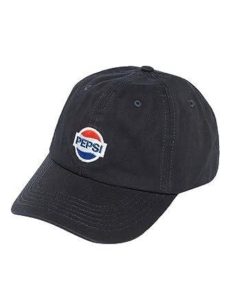 f60727c66bee1 SWEET SKTBS Men Caps Snapback Cap Pepsi Gone Logo Blue - 494880 Adjustable   Amazon.co.uk  Clothing