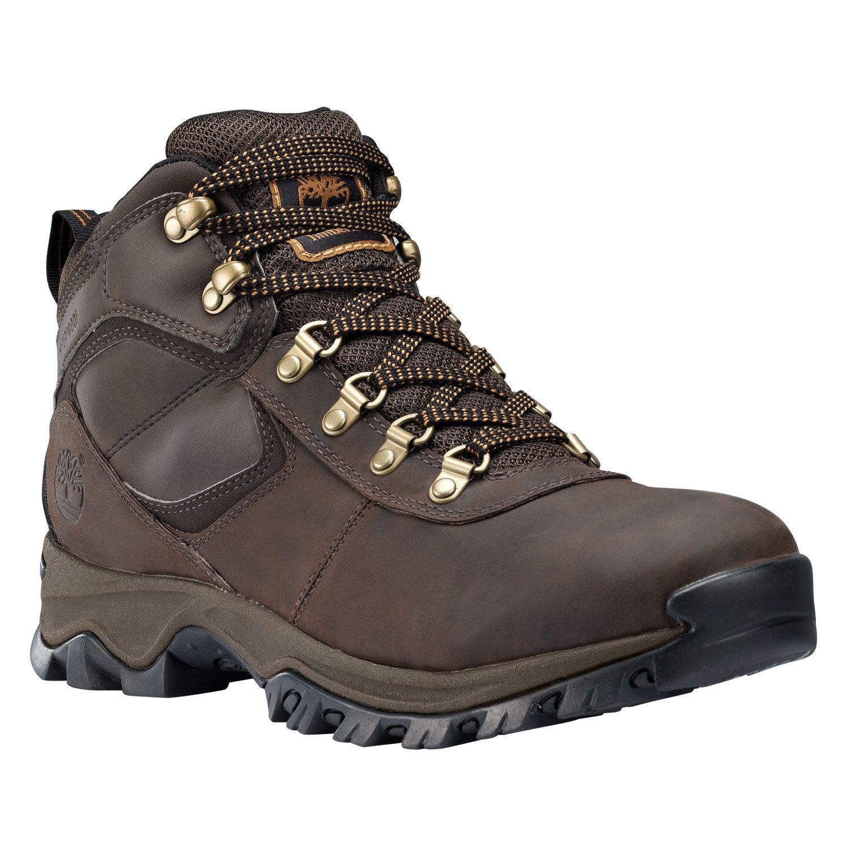 Timberland Men's Mt. Maddsen Hiker Boot,Brown,10 M US
