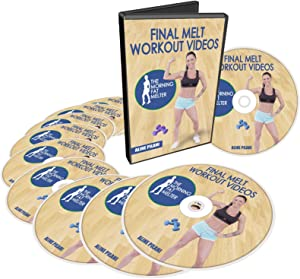 Morning Fat Melter Final Melt - at Home Advanced Workout Videos for The 2nd Month - 11 Advanced Exercise Videos for Women DVD