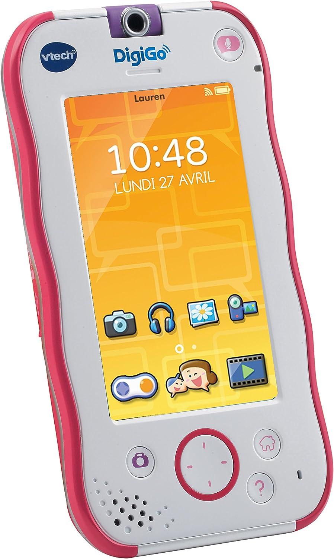 Amazon.es: VTech DigiGo Rose - Electrónica para niños (4 año(s), 9 ...