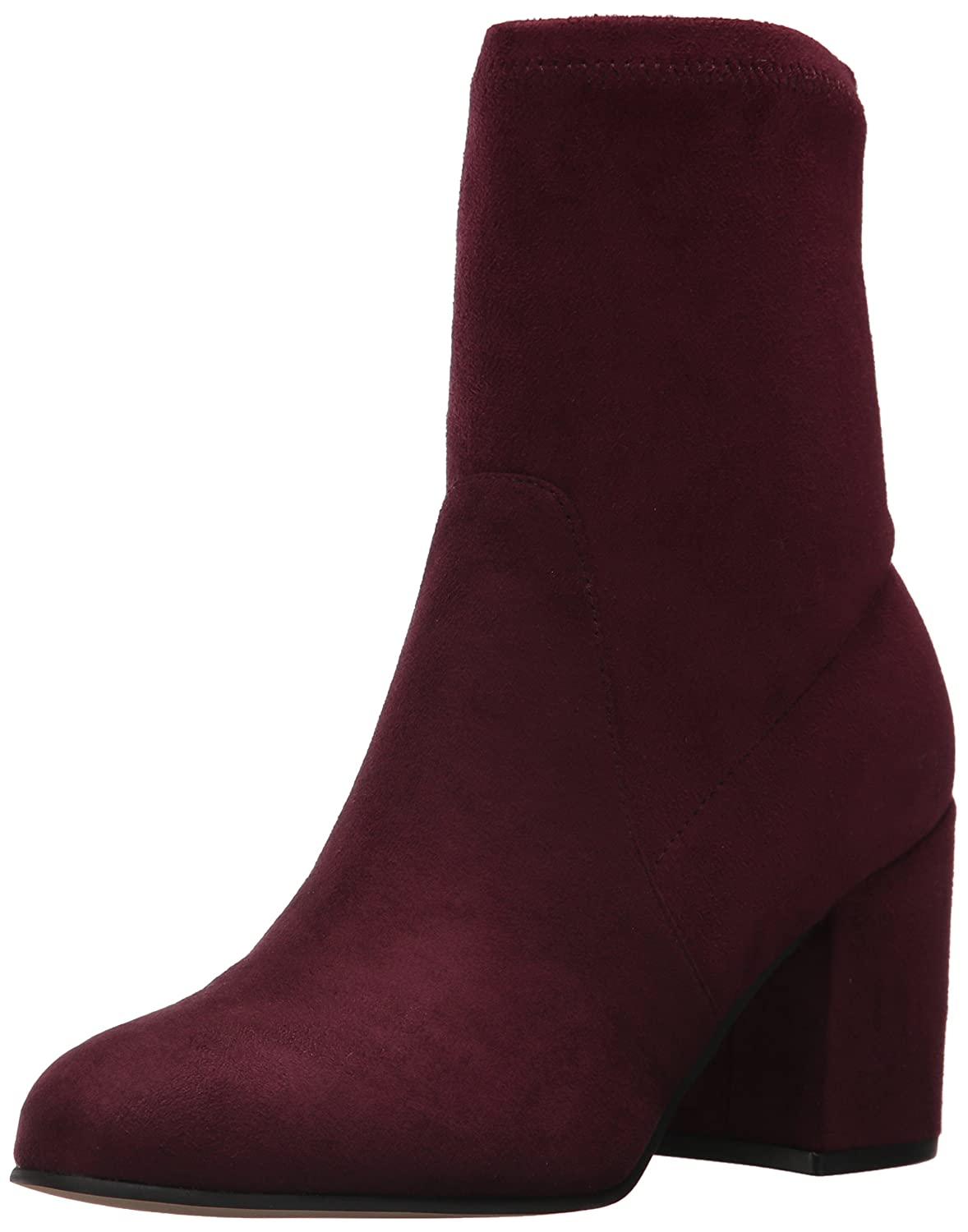Marc Fisher Women's Ileesia Fashion Boot B06XWMRFFN 6.5 B(M) US|Burgundy