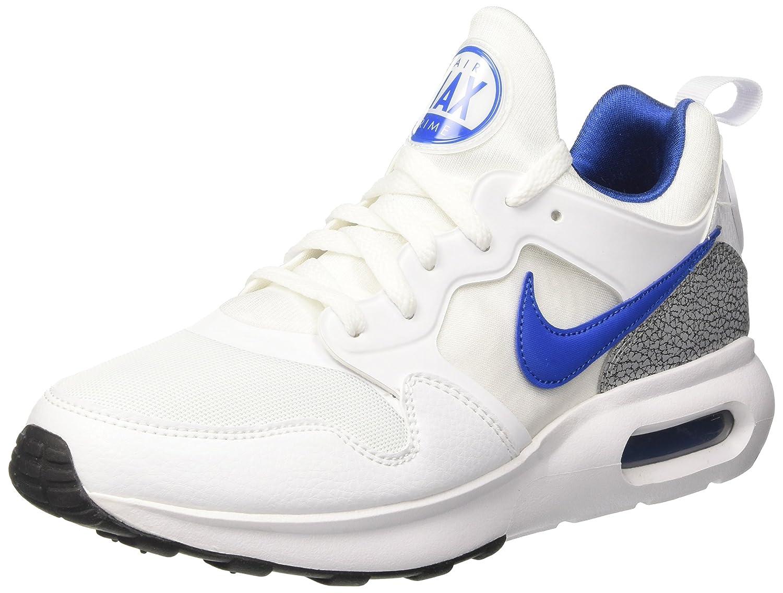 Nike Air MAX Prime, Zapatillas para Hombre 44 EU Blanco (White/Intl Blue/Wolf Grey/Black)