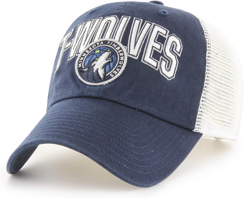 OTS NBA Mens Decry Challenger Adjustable Hat
