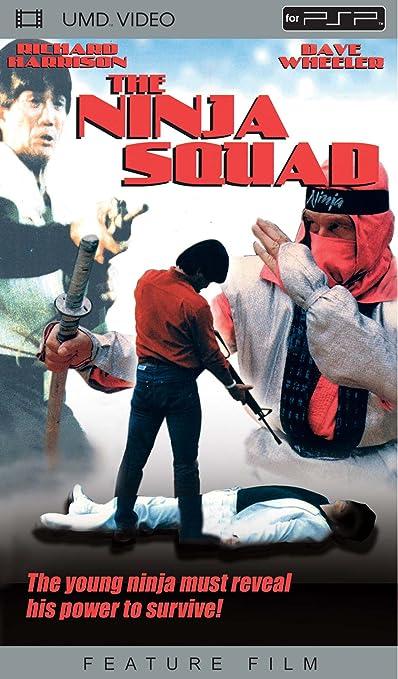 Amazon.com: The Ninja Squad: Richard Harrison, Dave Wheeler ...