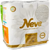 Neve Papel Higiênico Premium Comfort - 18 Rolos, Neve