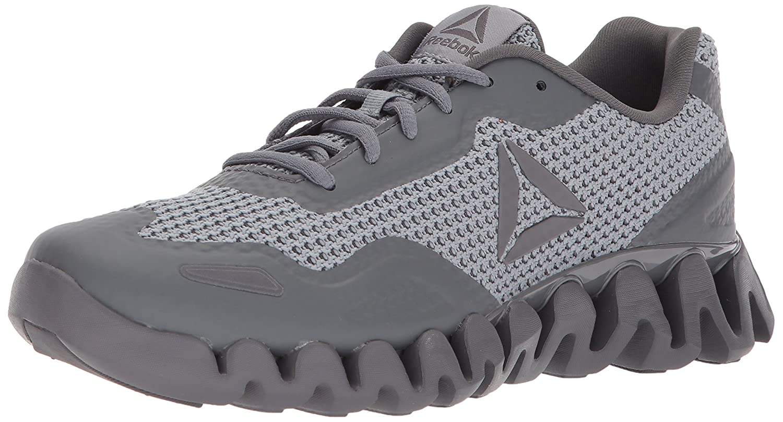Reebok Zigpulse Le Ref Shoeメンズバスケットボール B071SH4QRF 10.5 D(M) US Flint Grey/Alloy/Ash Grey