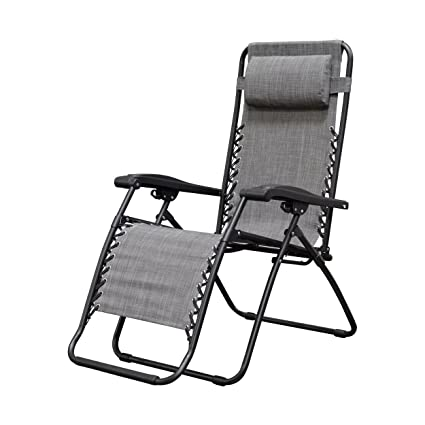 zero gravity chair amazon Amazon.: Caravan Sports Infinity Zero Gravity Chair, Grey  zero gravity chair amazon