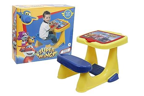 Banco Di Lavoro Giocattolo Smoby : Giochi preziosi super wings banco scuola amazon giochi e
