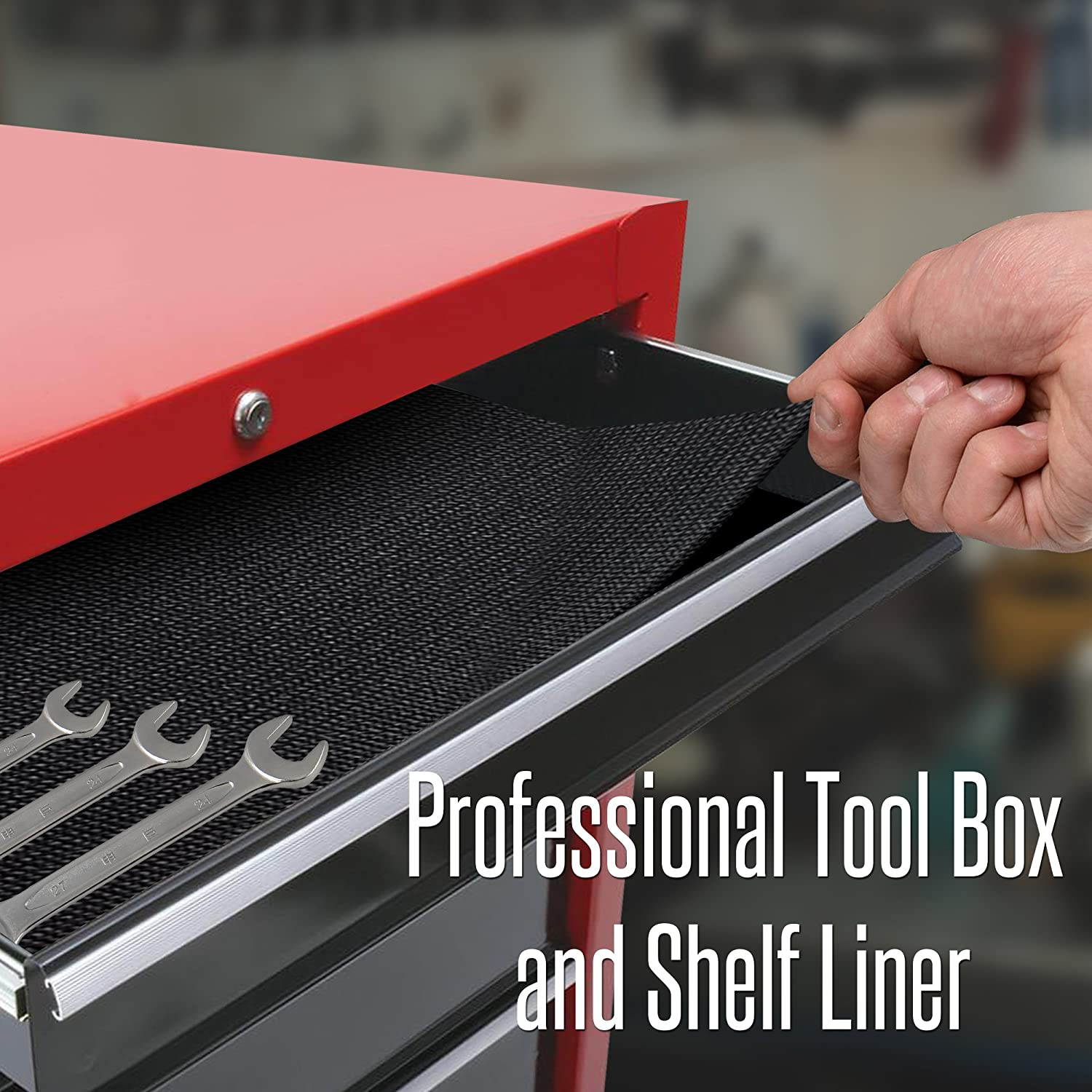 organizer entertaining amazon inch box of wen tool acceptable liner toolbox utility shelves clothes drawer chest