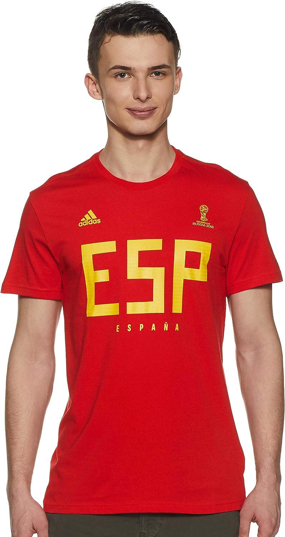 adidas Spain MNS Camiseta, Hombre: Amazon.es: Ropa y accesorios