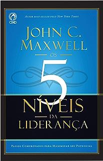 As 15 leis do crescimento ebook john c maxwell amazon os 5 nveis da liderana fandeluxe Gallery