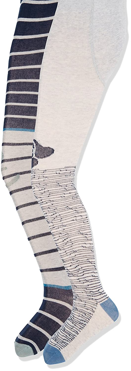Melton Baby Boys' Tights pack of 2 600131