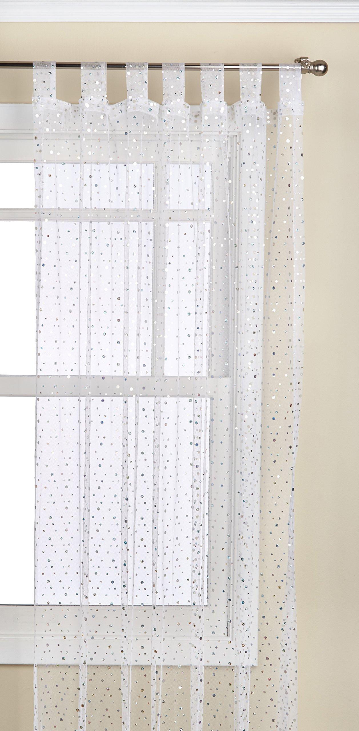 Glitter Curtains Amazon Com