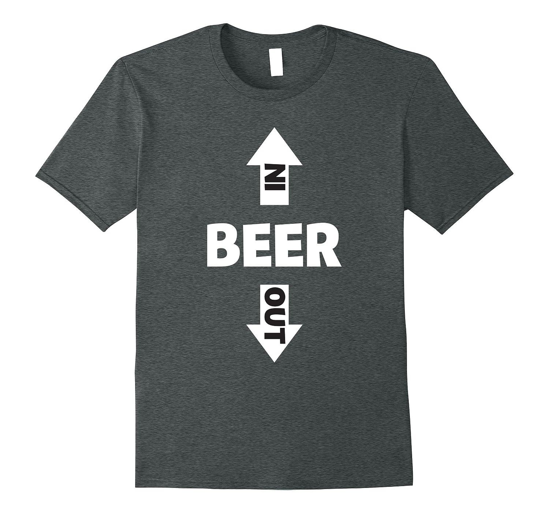 Beer Funny T Shirt Kelly Green-Awarplus