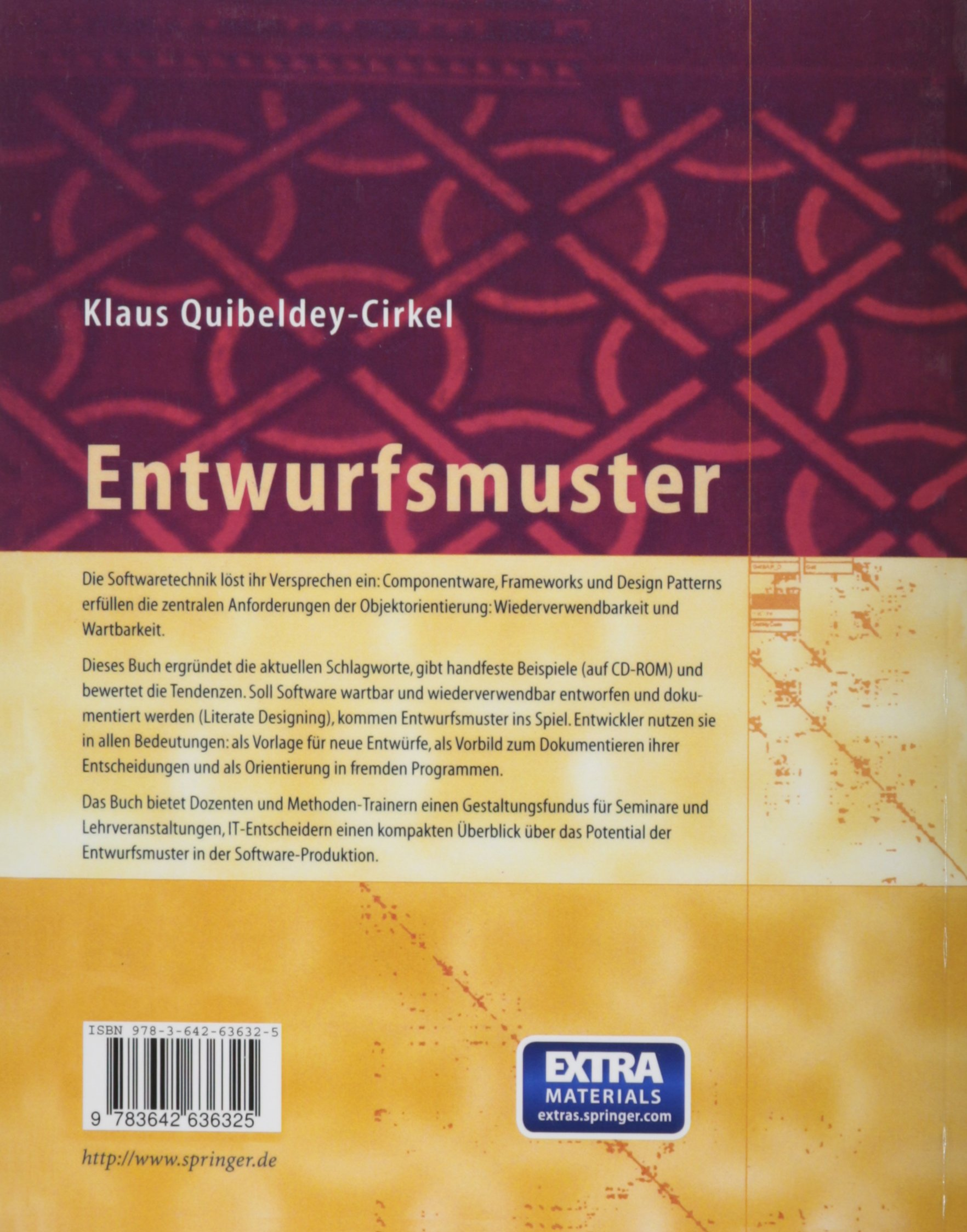 Entwurfsmuster: Design Patterns in der objektorientierten ...