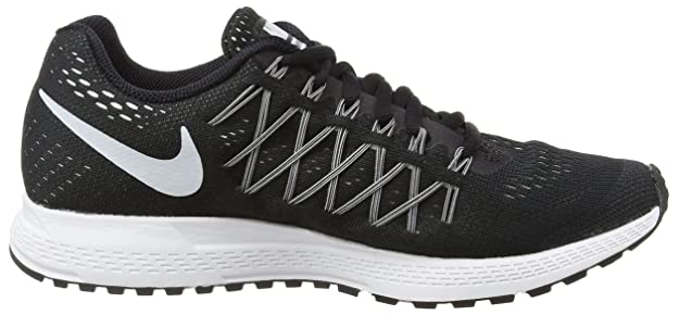 Nike Wmns Air Zoom Pegasus 32, Zapatillas de Running para Mujer, Black/White-Pure Platinum, 36 EU: Amazon.es: Zapatos y complementos