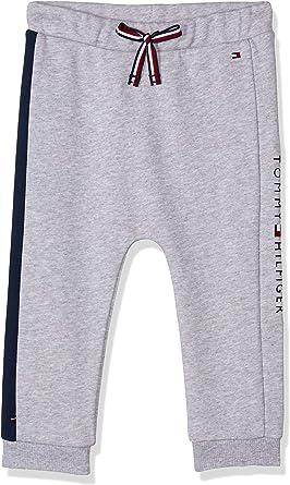 Tommy Hilfiger Baby-Jungen Essential Sweatpants Hose