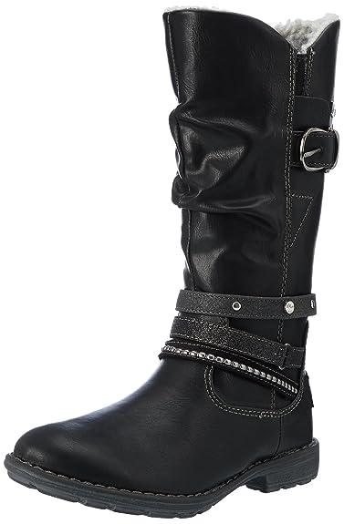 s.Oliver Mädchen 46416 Stiefel  Amazon.de  Schuhe   Handtaschen cf2c4a4647