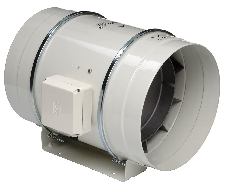 Soler Palau TD250 Inline Exhaust Fan Bathroom Fans Amazoncom