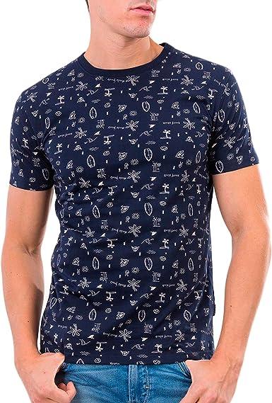 Tiffosi Wilfred Camiseta, Azul (Blue), M para Hombre: Amazon.es: Ropa y accesorios