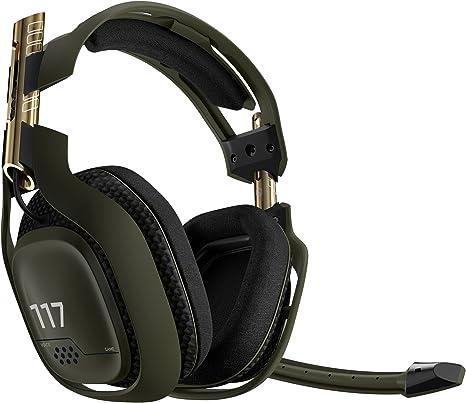 Astro Gaming A50 - Auriculares (inalámbricos, con micrófono, USB), para XBOX, negro: Amazon.es: Informática