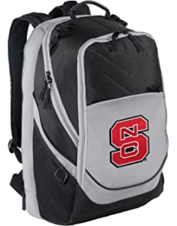 Amazon.com: Broad Bay NC State Wolfpack Backpack