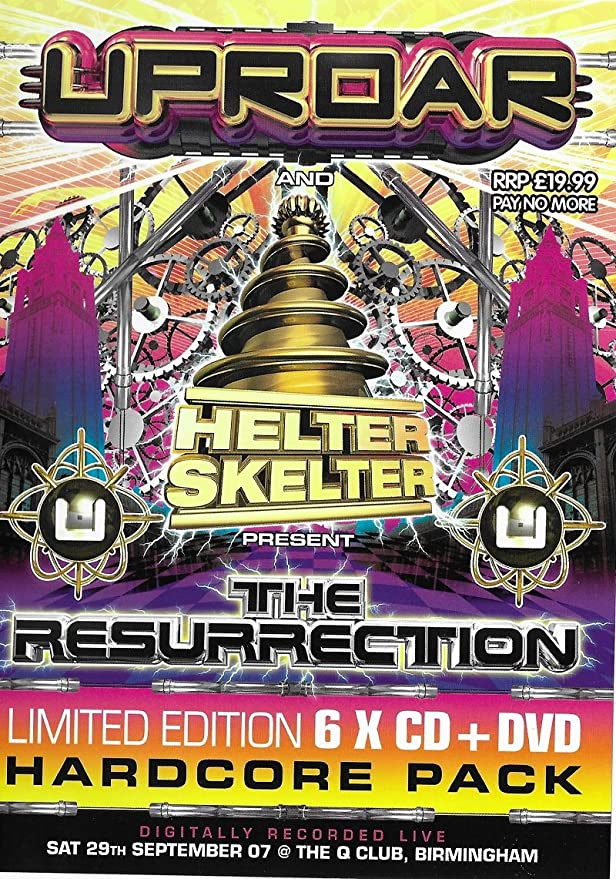 Uproar & Helter Skelter:- The Resurrection CD Pack