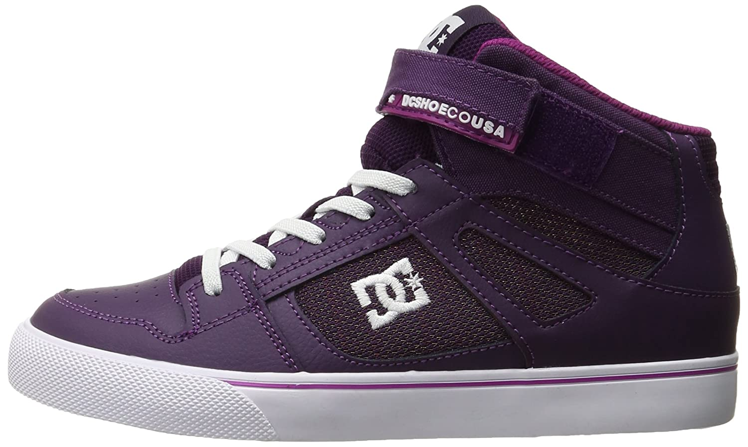 DC Kids Youth Spartan High Ev Skate Shoes Sneaker