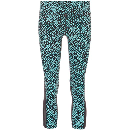 online store 8f9b7 05ff6 Nike Women s Dri-fit Epic Lux Crop Tight (XL, light aqua reflective
