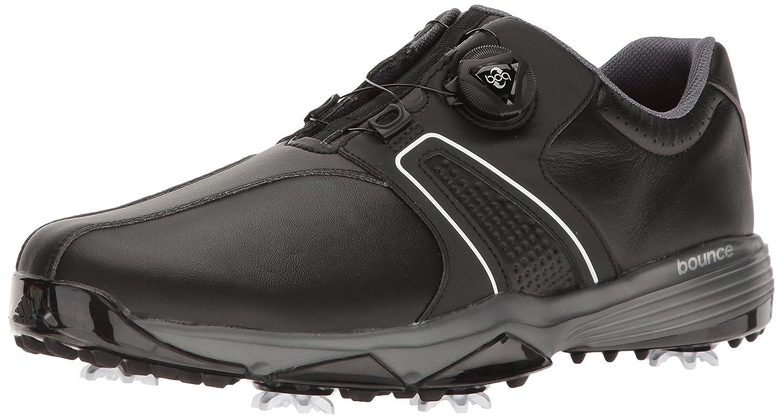 adidas Men's 360 Traxion Boa Golf Shoe B01K35V1B8 15 4E US|Core Black