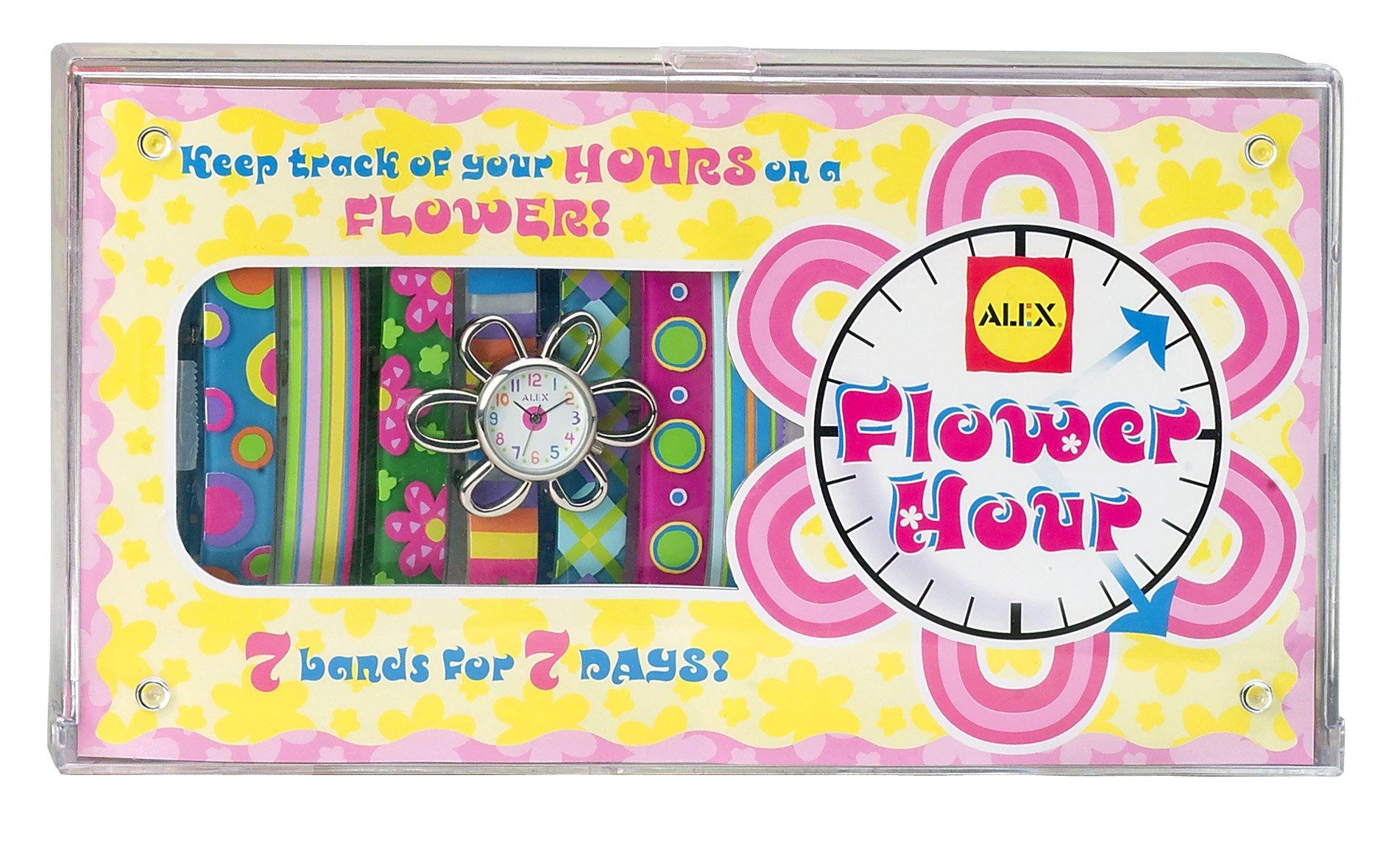 ALEX Toys Do-it-Yourself Wear Flower Hour