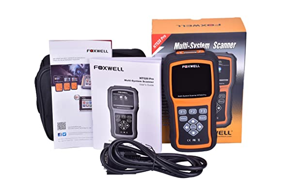 FOXWELL NT520 Package