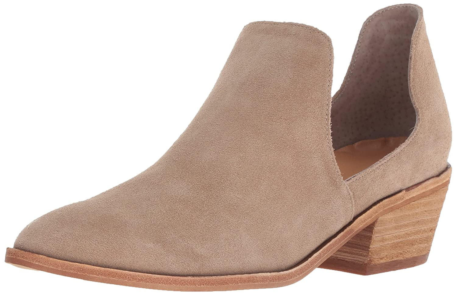 Chinese Laundry Women's Focus Ankle Bootie B07C8LR4CD 11 B(M) US|Mink Suede