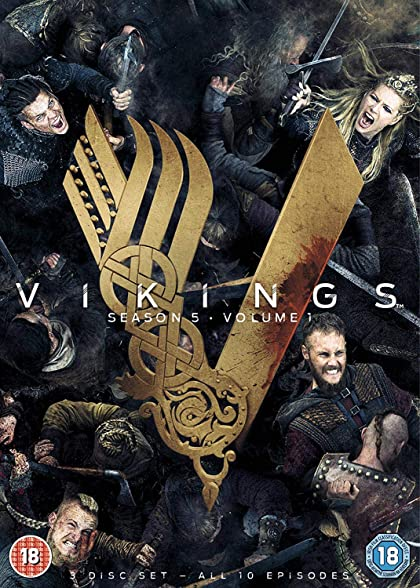 Vikings Season 05 Complete Hindi Dual Audio Episodes HDRip 720p 480p