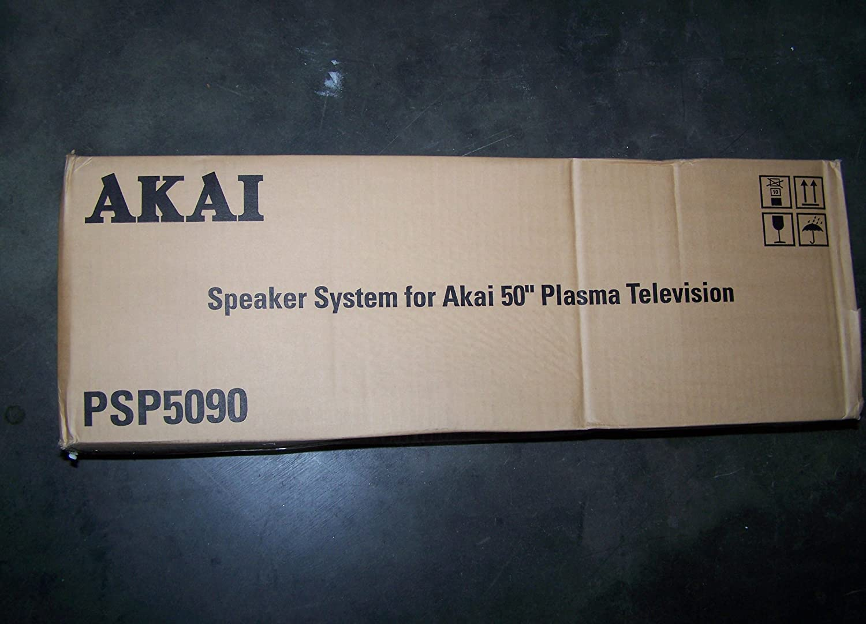 Speaker System for Akai 50 Plasma Television Surround Sound ...