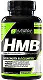 NutraKey - HMB 1000 mg。90カプセル