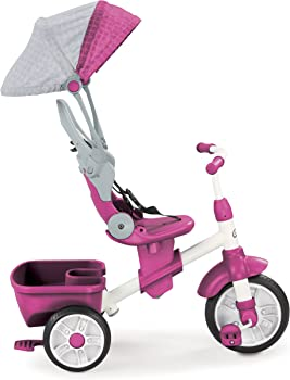 Little Tikes Pink Kids Tricycle