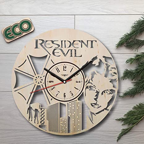 Wall clock best gift for Christmas Silent movement clock Christmas personalized wall clock wall clock for Christmas