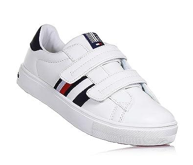 newest a7b08 3cb44 Tommy Hilfiger Kinder-Sneaker Schuhe für Jungs und Mädchen ...