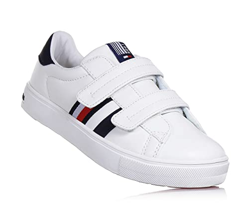 Tommy Hilfiger Scarpa Bianca in Pelle 821c7d3a51e