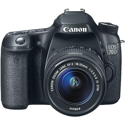 Canon Eos D Digital Slr Camera With  Mm Stm Lens