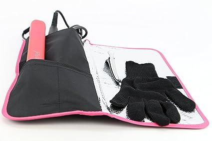 Resistente al calor/calor Shield/flattening plancha/rizador para pelo/Soporte de