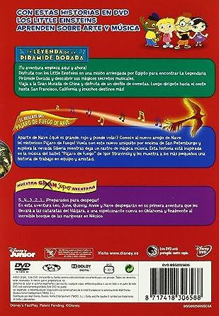 Pack Aventuras Little Einsteins [DVD]: Amazon.es: 0, Varios, 0: Cine y Series TV