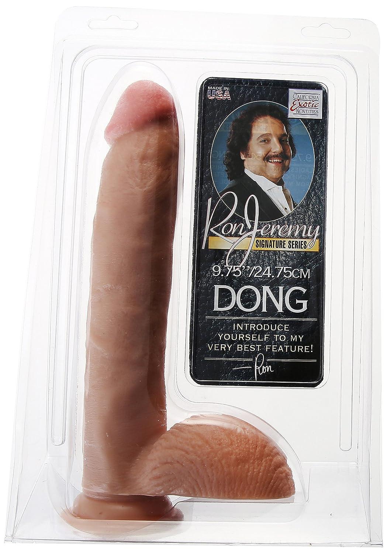Amazon.com: California Exotics Ron Jeremy Dildo, 9.75 Inches: Health &  Personal Care
