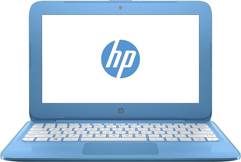 """HP 11-y010wm 11.6"""" Stream N3060 1.60Ghz 4GB RAM 32GB eMMC Win10-Blue"""