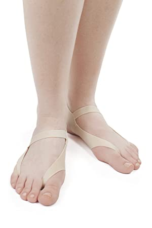 Ashipita One Touch - Eslingas para los pies contra espolón calcáneo, juanetes, pie plano o abierto, ...