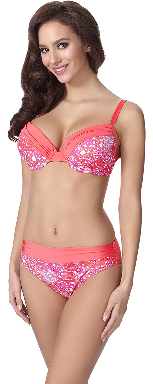 Merry Style Damen Push Up Bikini F21