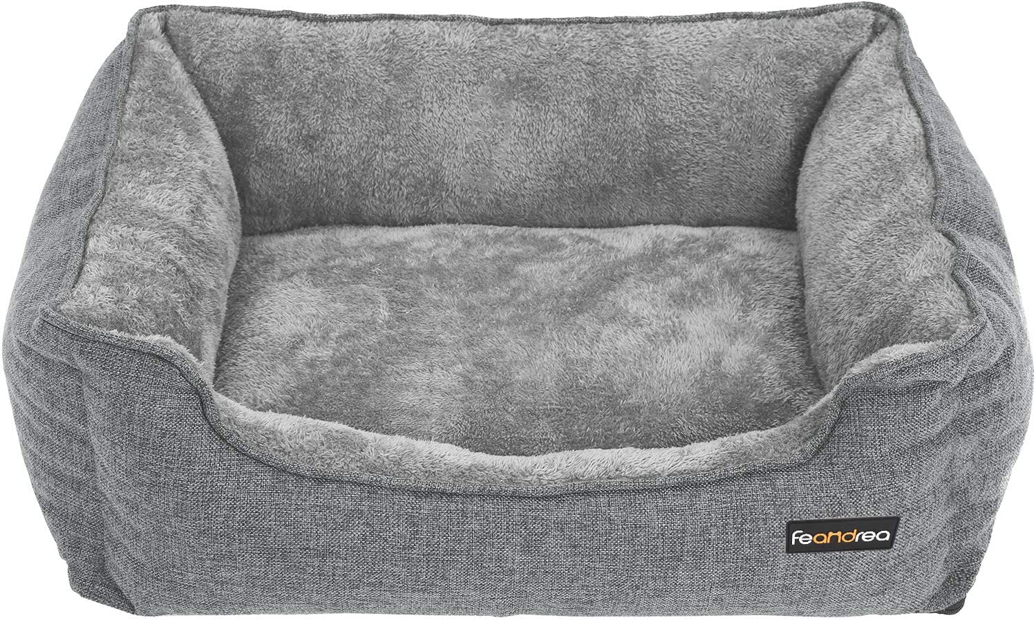 Made in France Large Size Washable Dog Bed 110 x 60